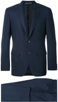 Canali formal two piece suit - men - Silk/Spandex/Elastane/Cupro/Wool - 48