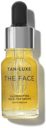 Tan-Luxe The Face Illuminating Tan Drops Travel Size
