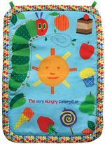 Eric Carle The World of Tummy Time Plush Play Mat & Pillow Set