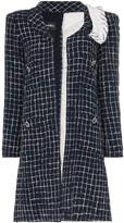 Tiger In The Rain Repurposed Chanel tweed coat