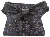 Chanel Tweed Girl Bag