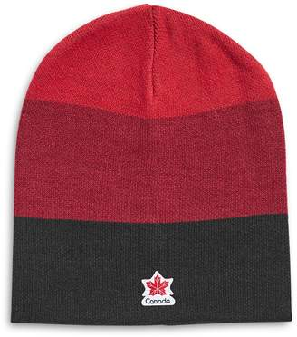 Canadian Olympic Team Collection Slouchy Block Stripe Tuque
