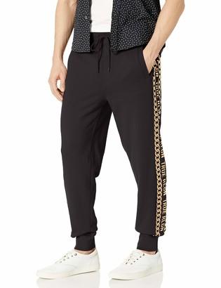 True Religion Men's Fashion Slim Leg fit Jogger Sweat Pant