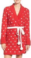 Betsey Johnson Women's Sweater Robe