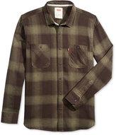 Levi's Men's Parish Twill Plaid Shirt