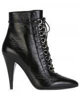 Saint Laurent stiletto heel cat boots