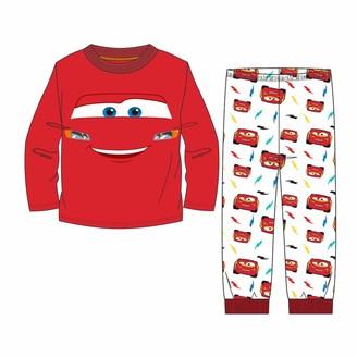 CERDA ARTESANIA Boy's Pijama Largo Cars Pyjama Sets
