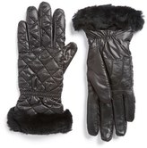 UGG Australia Quilted Water Resistant Tech Gloves