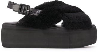 Paloma Barceló Violin Mountain platform sandals