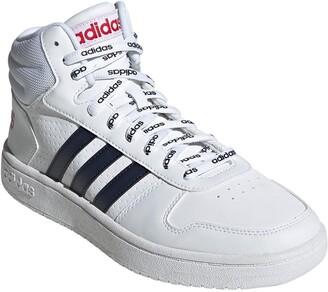 adidas Hoops 2.0 Mid High Top Sneaker