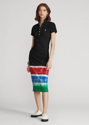 Ralph Lauren Tie-Dye Polo Shirtdress