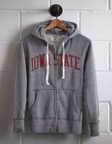 Tailgate Men's Iowa State Zip Hoodie