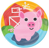 French Bull NEW Farm Series Plate Pig