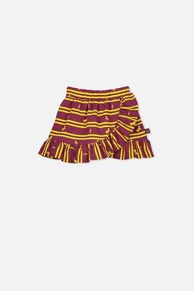 Nrl Girls Ruffle Skirt
