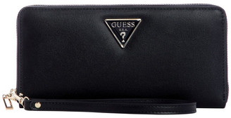 GUESS VG788846BLA East End Zip Around Wallet