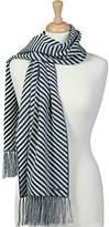 Luna & TERRA-MILANO Scarf Wrap Shawl Knit 100% BABY ALPACA