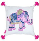 Lilly Pulitzer Elephant Large Pillow
