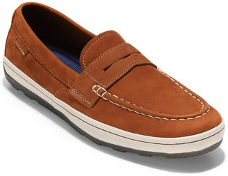 Cole Haan Claude Leather Penny Loafer