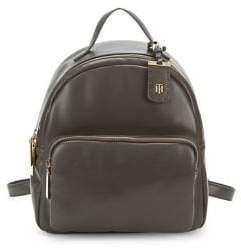 Tommy Hilfiger Julia Faux-Leather Backpack
