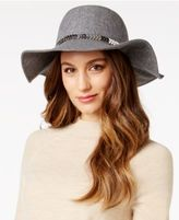 INC International Concepts Chain and Faux-Suede Band Floppy Hat, Only at Macy's
