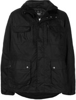 Barbour Delta wax jacket
