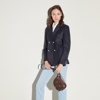 Sandro Blazer with fancy buttons