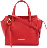 Salvatore Ferragamo small tote bag - women - Calf Leather - One Size
