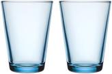 Iittala Kartio Tumblers - Light Blue - Set of 2 - Large