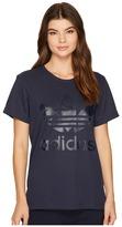 adidas Boyfriend Trefoil Tee Women's T Shirt