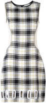 3.1 Phillip Lim checked dress - women - Silk/Linen/Flax/Viscose - 2