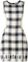 3.1 Phillip Lim checked dress - women - Silk/Linen/Flax/Viscose - 6
