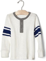 Gap Football stripe henley