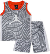 Jordan Baby Boys' 2-Pc. Flight 23 Tank & Shorts Set