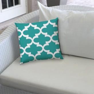 PARADISO House Of Hampton Indoor/Outdoor Throw Pillow Cover House of Hampton