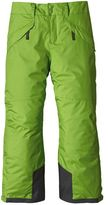 Patagonia Boys' Insulated Snowshot Pants
