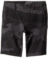 Volcom Frickin SNT Mix Hybrid Shorts Boy's Shorts