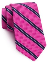 Ted Baker Men's Stripe Grenadine Silk Tie