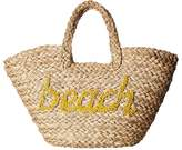 Hat Attack Beach Tote Tote Handbags