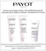 Payot Face And Body Discovery Skincare Kit