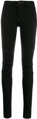 Philipp Plein Super High-Waist skinny jeans