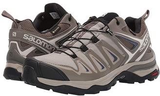 Salomon X Ultra 3 GTX(r) (Vintage Kaki/Bungee Cord/Crown Blue) Women's Shoes