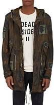 "MadeWorn x Roc96 Men's ""Roca Fella"" Camouflage Leather Parka"