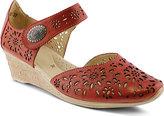 Spring Step Women's Nougat Closed Toe Sandal
