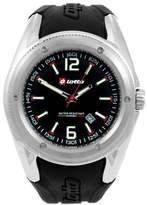 Lotto men's Quartz Watch Analogue Display and Rubber Strap LM0001.03.01PU22NE