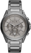 Armani Exchange Men's Chronograph Stainless Steel Bracelet Watch 44mm AX2603