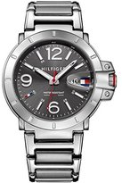 Tommy Hilfiger Men's Quartz Stainless Steel Casual Watch, Color:Silver-Toned (Model: 1791262)