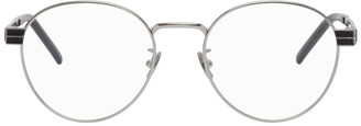 Saint Laurent Silver SL M63-001 Glasses