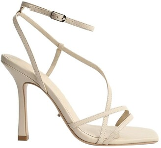 Tony Bianco Franci Vanilla Sheep Nappa Heels