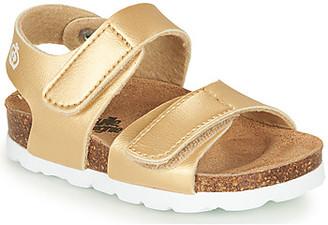 Citrouille et Compagnie BELLI JOE girls's Sandals in Gold
