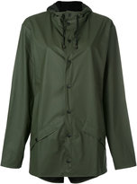 Rains Jacket raincoat - men - Polyester/Polyurethane - XS